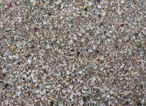 Equestrian arena sand mix
