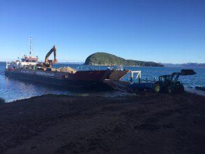 Transport to Slipper Island